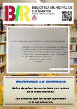 Campaña de devolución de libros en plazo